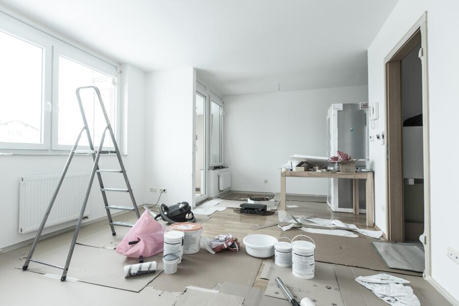 С чего начать ремонт без дизайнеров и строительных бригад?