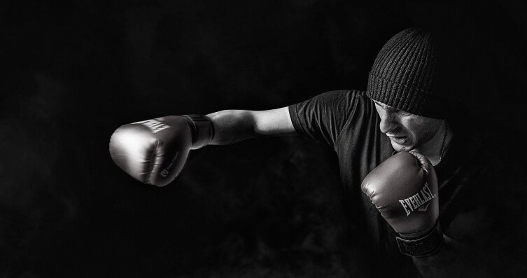 Пушкин самостоятельно учился боксировать