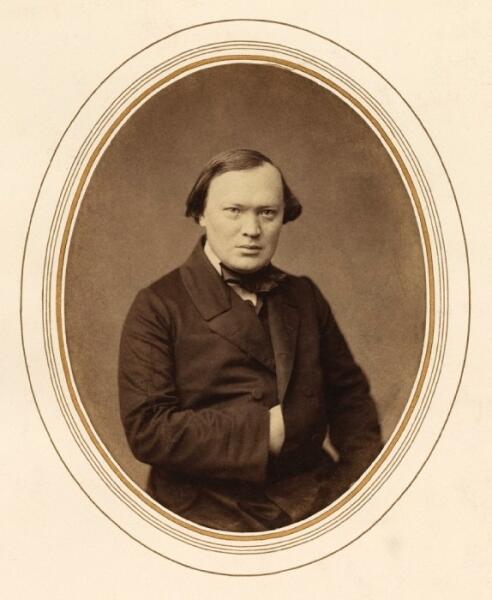 А. Н. Островский, 1856 г.