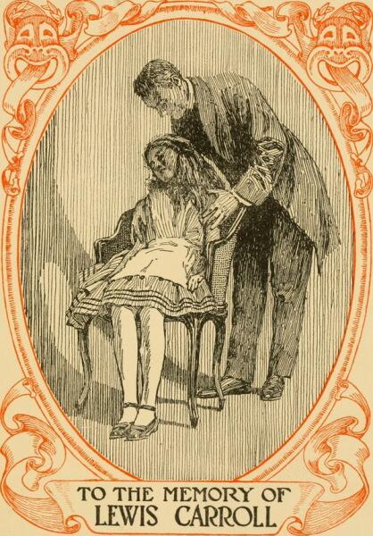 Рисунок из книги «Alice in Wonderland a dramatization…», 1915 г..