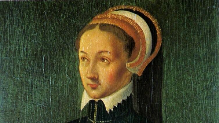 Неизвестны художник, «Клод Французская» (фрагмент)