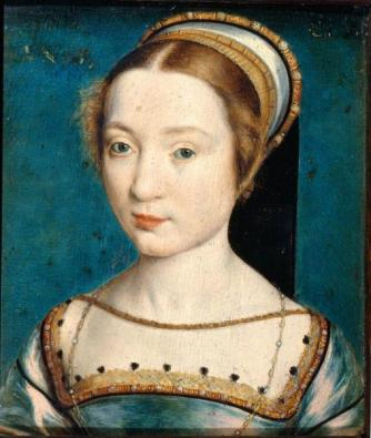 Корнель де Лион, «Предположительный портрет Клод Французской»