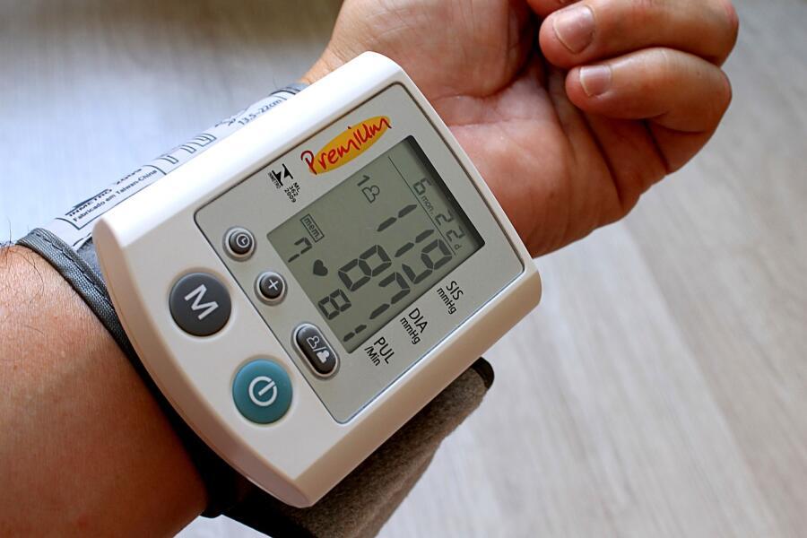 Как измерить кровяное давление?
