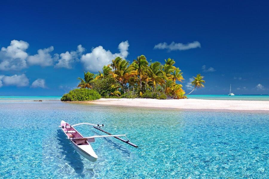 Как возникают острова и жизнь на них?