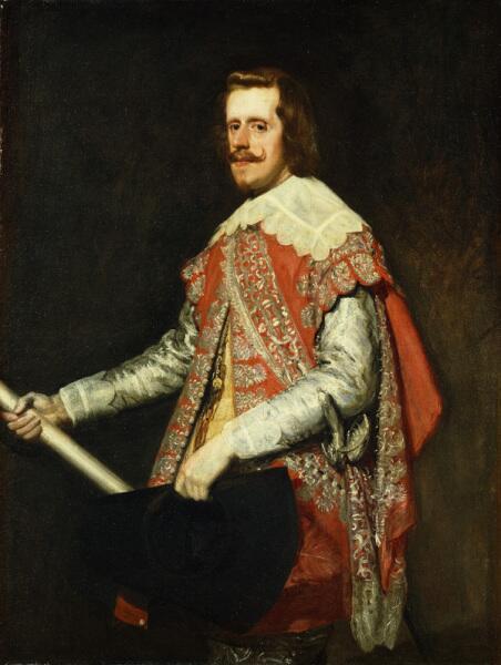 Диего Веласкес, «Филипп IV», 1656 г.