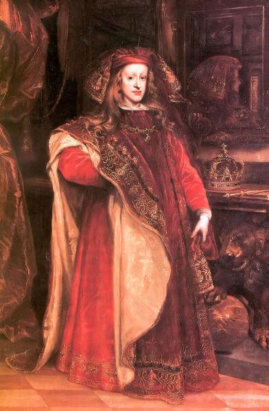 Карреньо де Мирада, «Карл II»