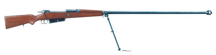 Польское протиовтанковое ружье Wz-35