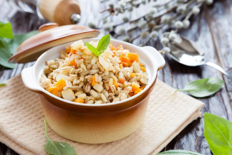 Как готовить полезные блюда из круп?