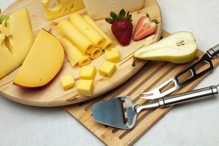 Кулинарам нравится сочетание груш и сыра