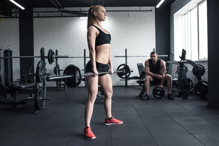 Каковы главные правила сушки тела для женщин?