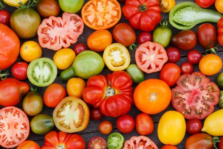 Чем томаты полезны для здоровья?