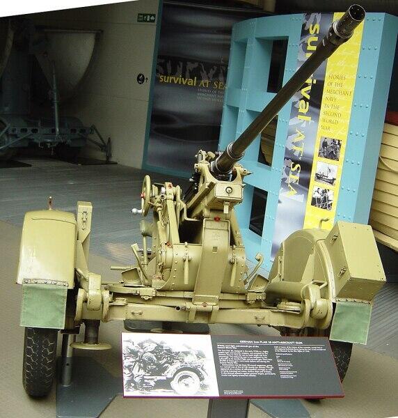 Немецкая 20mm Flak-30/38
