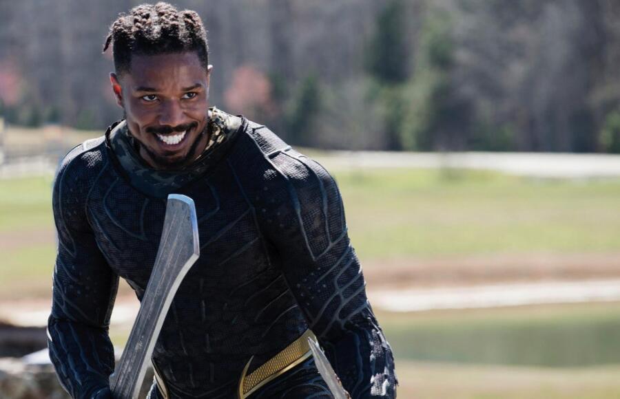 Костюмы в супергеройском боевике «Чёрная Пантера»