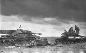Что остановило наступление немцев под Курском?
