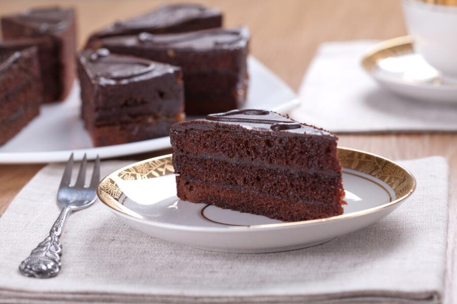 Торт «Захер»?