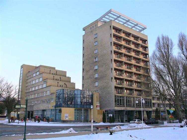 Санаторий «Энергетик» в Иновроцлаве