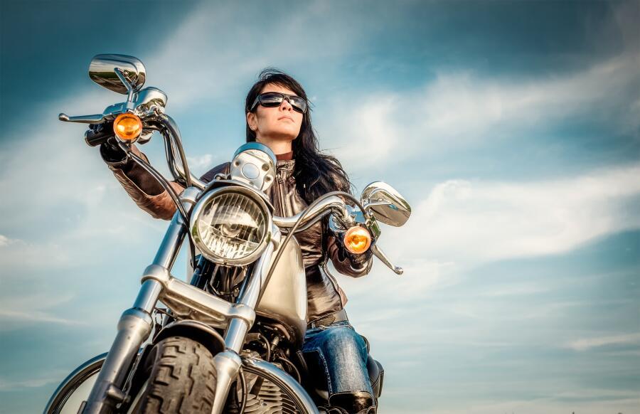 Как выбрать свой первый в жизни мотоцикл?