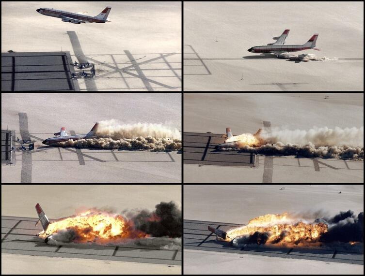 Почему падают самолеты?