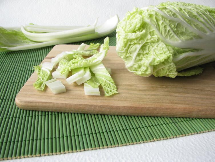 Чем полезна пекинская капуста?
