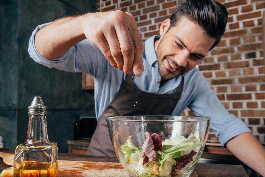 Как легко приготовить быстрый и здоровый ужин?