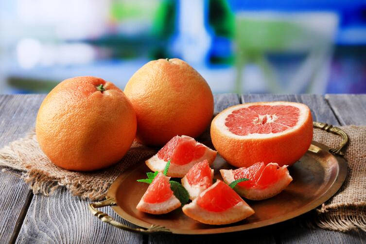 Через некоторое время вы удивитесь, насколько сладким является грейпфрут