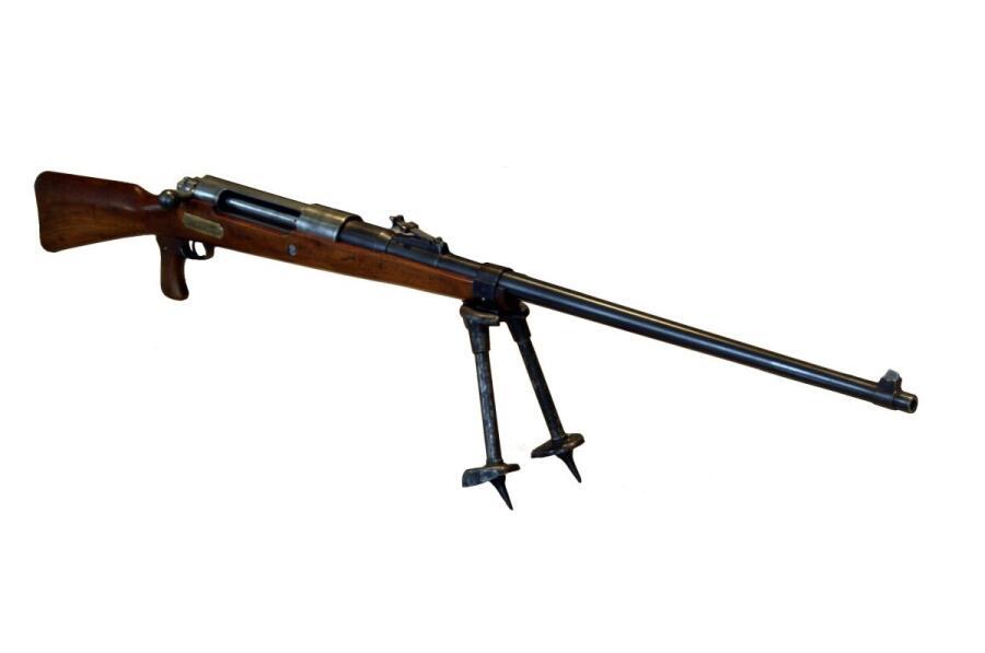 Mauser T-Gewehr, 1918 г.