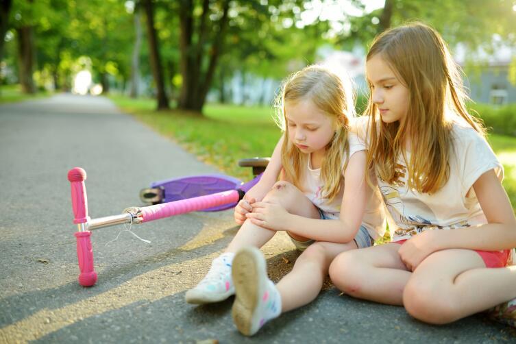 Научте ребенка правильно действовать в экстренной ситуации