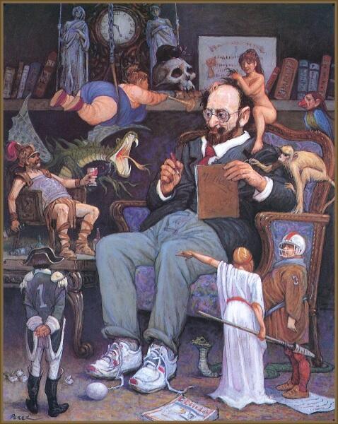 Франсиско Хосе Перес Маседо, «Психиатр»