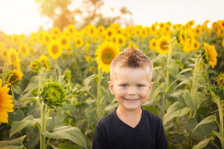 Ребенку важно чувствовать себя любимым и хорошим