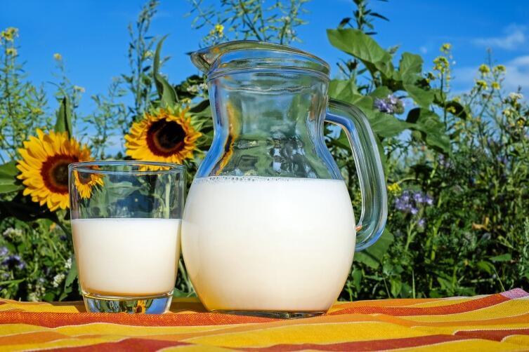 Если у кого-то возникнет желание воспользоваться диетой Захарьина, имейте в виду, что молоко должно быть цельное, не пастеризованное, прямо от коровы