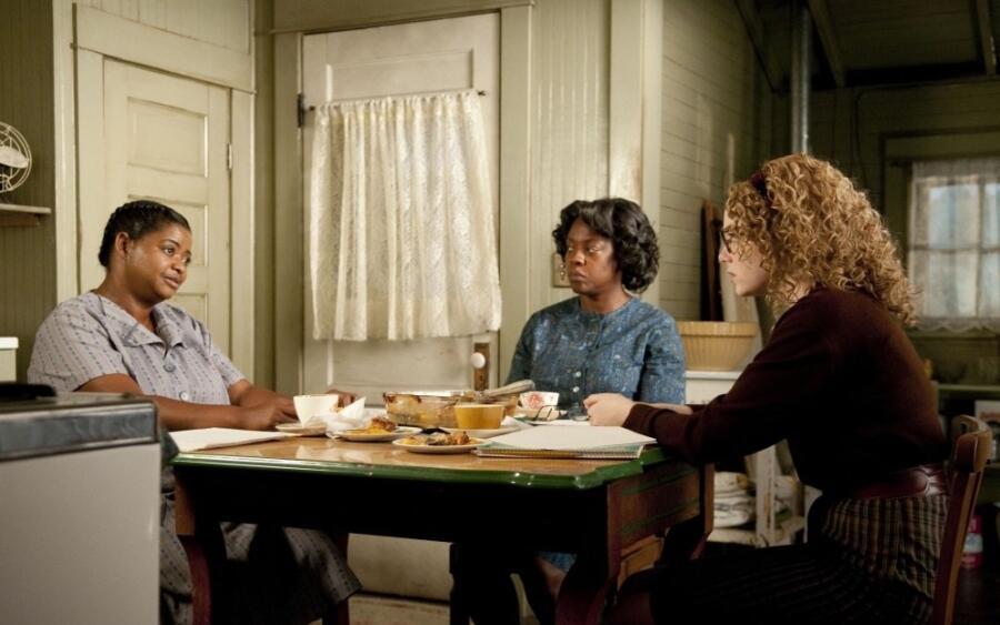 Кадр из фильма «Прислуга», 2011 г.