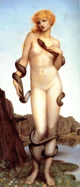 Эвелин де Морган (Пикеринг), «Кадм и Гармония», 1877 г.