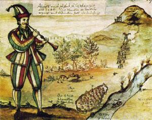 Является ли Гамельнский крысолов аллегорией чумы?