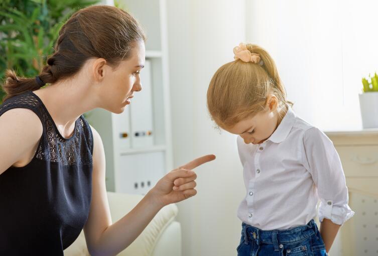 Постоянное чувство вины идет из детства