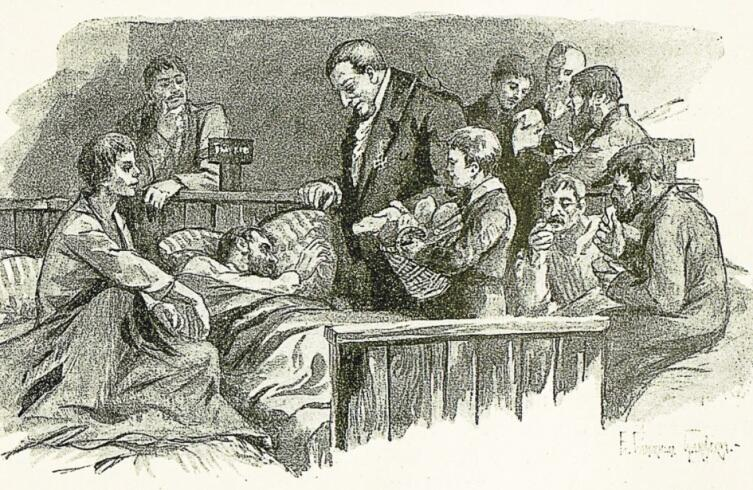 Доктор Гааз и больные