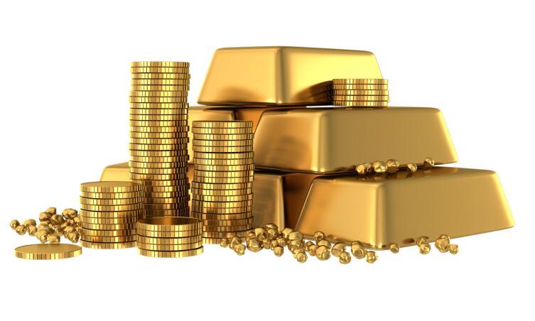 Инвесторы хотят настоящего золота, в форме слитков и монет