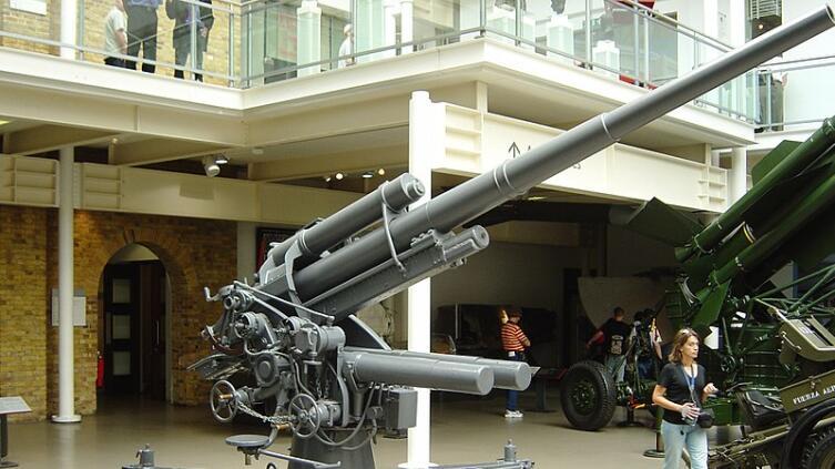 88-мм зенитная пушка FlaK