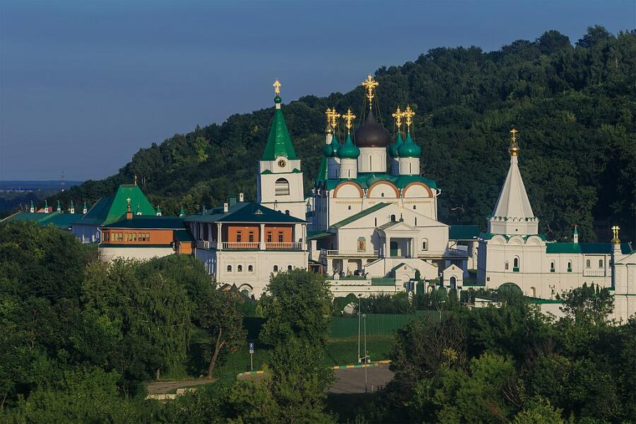 Печерский Вознесенский монастырь