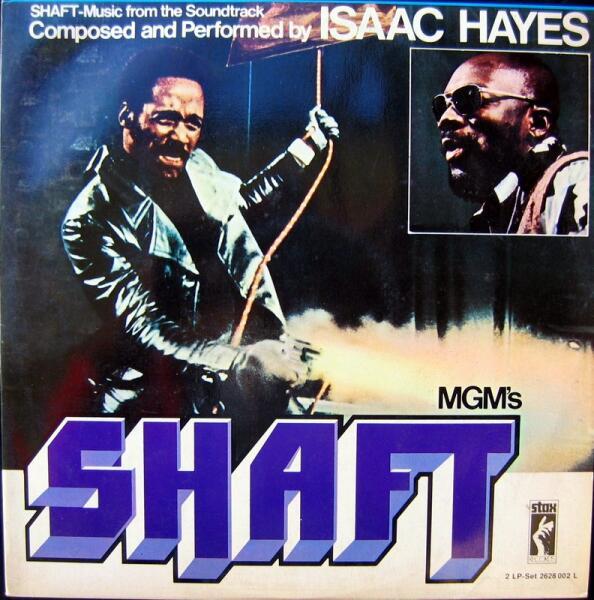 Как Айзек Хейз написал песню для сериала «Shaft»?