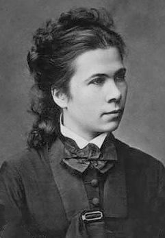 Надежда Суслова, 1860-е гг.