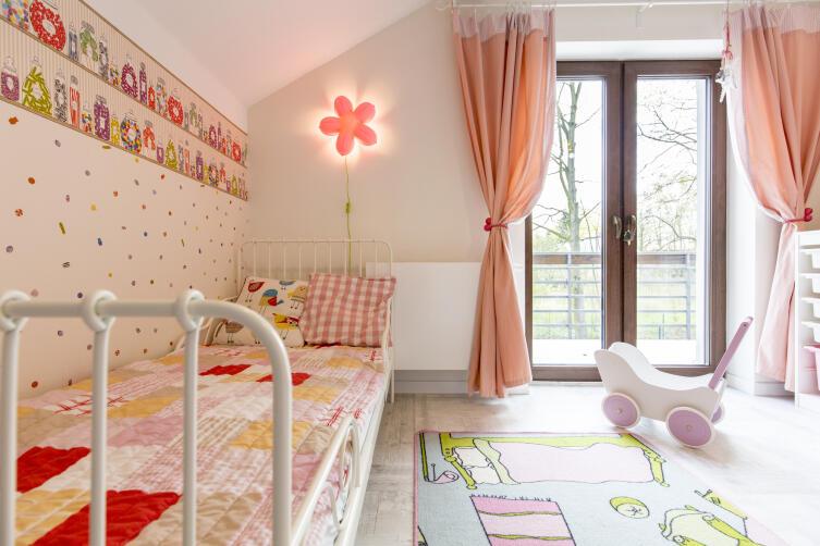 В каком цвете оформить детскую комнату?