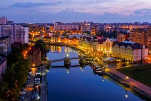 Калининград. Есть ли Европа в России?