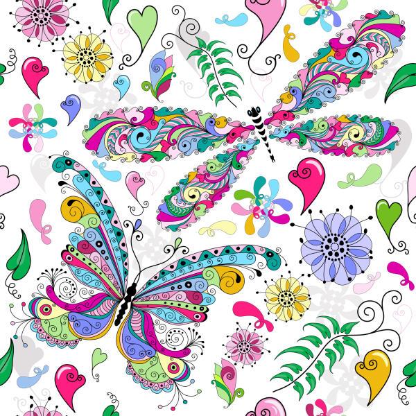 Как выглядит цветок любви к себе? Урок пейсли-терапии