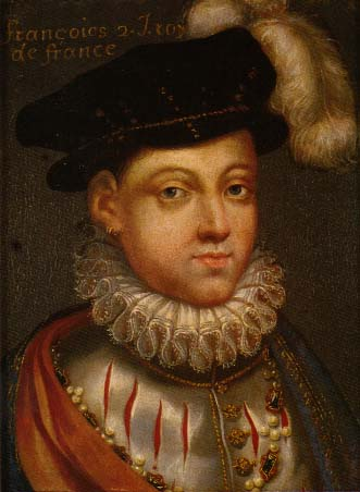 Франциск в 1559 г.