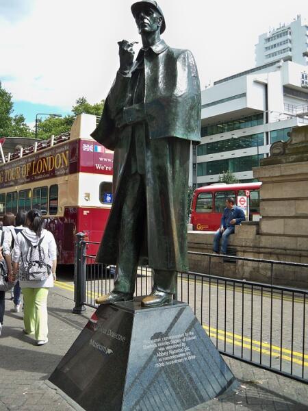 Шерлок Холмс. Лондон