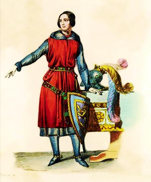 Жанна де Бельвиль