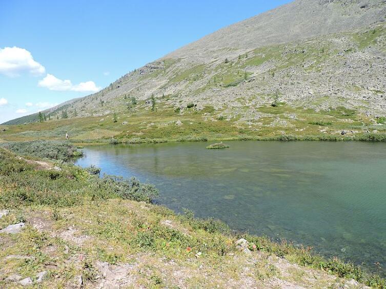 Озеро №1