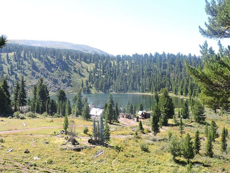 Озеро № 5