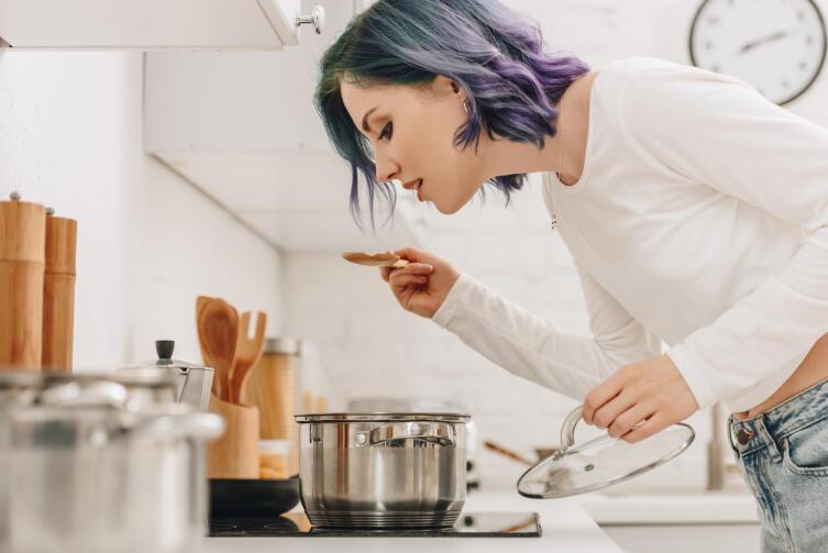 Как приготовить суп-пюре? Разнообразно и быстро