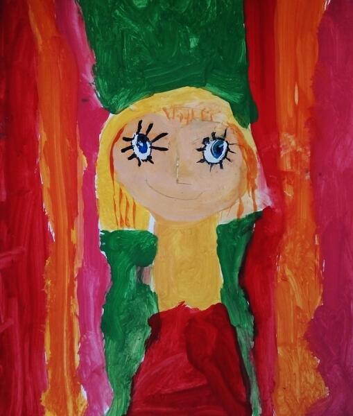 Когда учить ребенка рисовать? Пальчиковые краски, акварель, гуашь